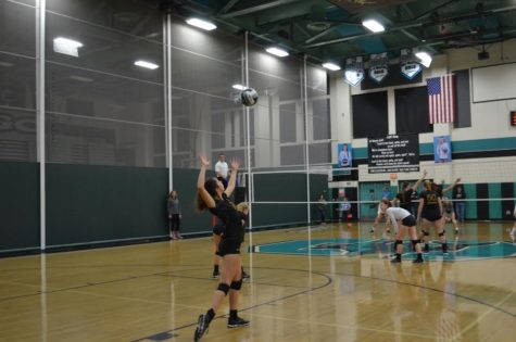 Women's volleyball road to CIF