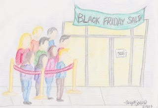 Does Black Friday devalue Thanksgiving?