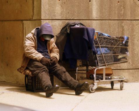 The homeless sue Orange County