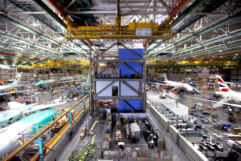An out-of-this-world field trip to Boeing