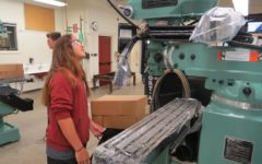 Manufacturing Donated Two CNC Mill Machines