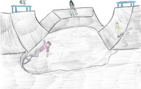 Should Skaters Have a Skate Park Instead of Skating at School?