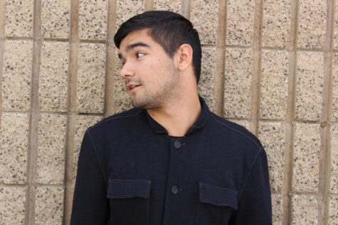 Michael Toyos, Editor-in-Chief