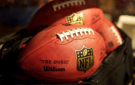 NFL season kicks into gear.