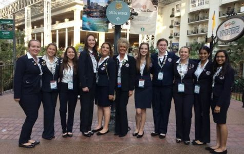HOSA wins big at summer conference.
