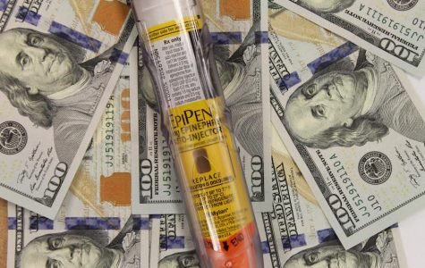 Mylan, the pharmaceutical company behind the EpiPen, drove up the price  to $600 this past May.