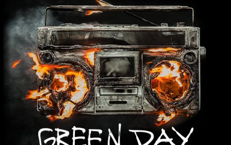 Green Day's new album cover,