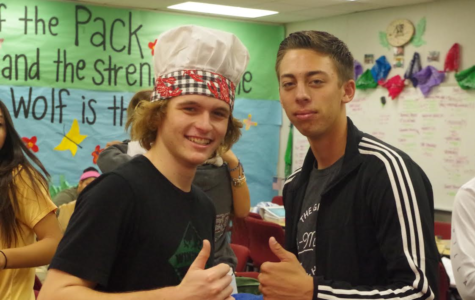 A strong sense of camaraderie can be felt in ASB, Devin Blais and Noah Aulerich are a good example.