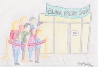 Does Black Friday devalue Thanksgiving?