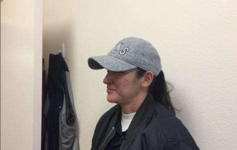 Christina Orona, campus security