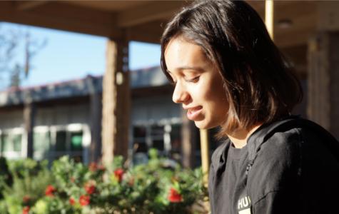 Mia Rangel, freshman