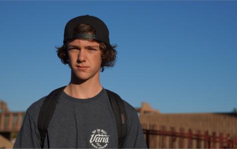 Scott Sears, sophomore