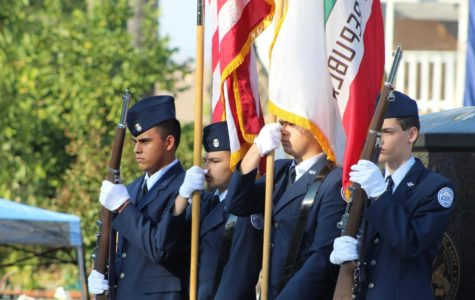 JROTC Veterans' Day