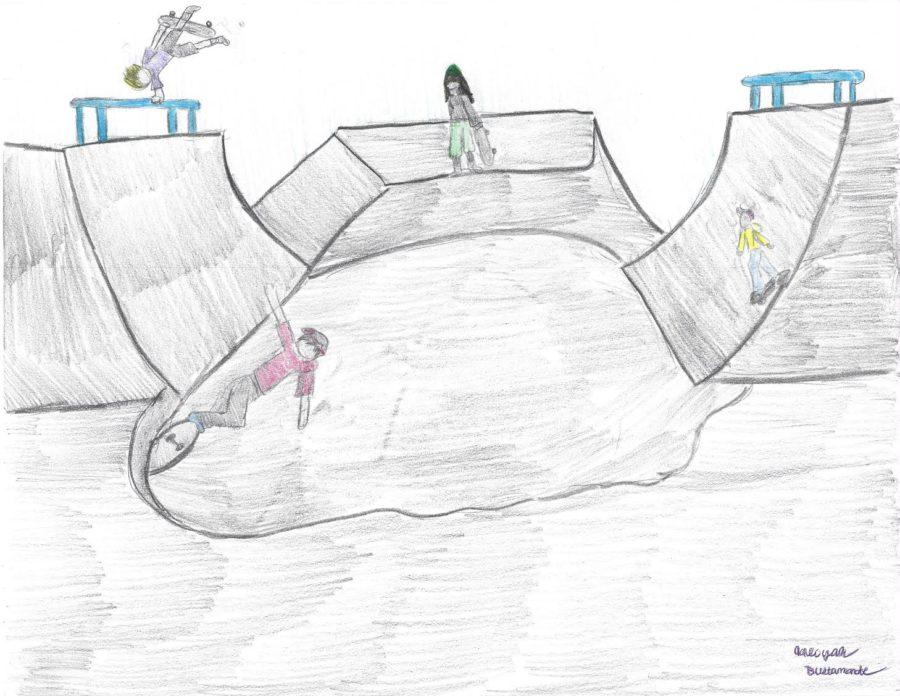 Should Skaters Have a Skate Park Instead of Skating at School?