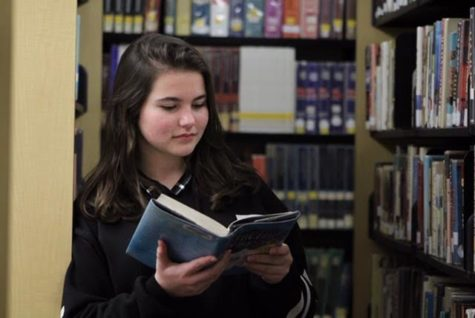 Clara Meyers, freshman