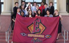 Academic Decathlon Places in 6th in Orange County