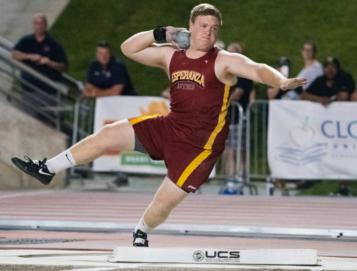 Jeff Duensing: Aztec Thrower Ranks Second in the Nation