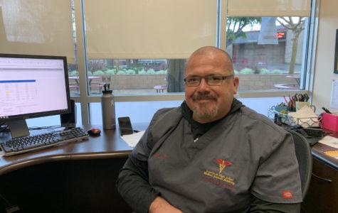 Frank Perez Named Teacher of the Year