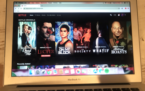 Netflix is easy to manage and has a lot of originals to choose from.