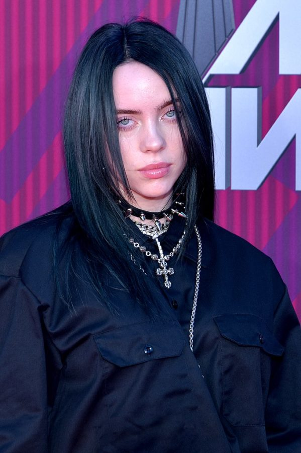 The+picture+above+is+of+Billie+Eilish%2C+a+young+singer+who+is+known+for+having+a+interesting+style.