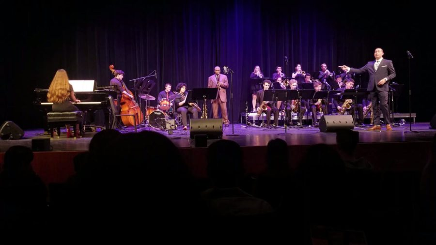 Behind the EEU's Big Band Blowout 2019