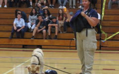 Drug Dogs Will Sniff Around Campus