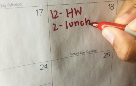 Set a time schedule in your calendar to help with procrastination.