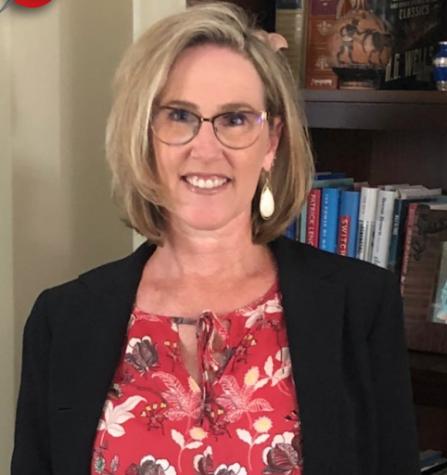 Welcome new language arts teacher, Leigh Ann Swarm!