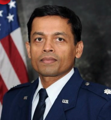 Lt. Colonel Mohammad Hossain is AFJROTC's newest commander!