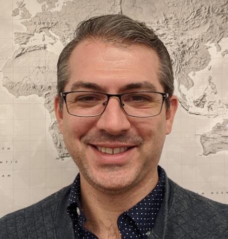 Alumni, Pablo Suchsland, becomes one of Esperanza