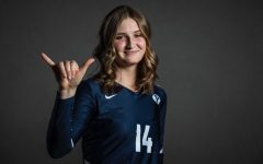 Volleyball commit Elyse Stowell will officially sign this November to Brigham Young University.