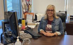 After 23 years at EHS, Mrs. Aguilar has been asked to work up in the district as the new Director of Student Wellness, Access and Academic Success.