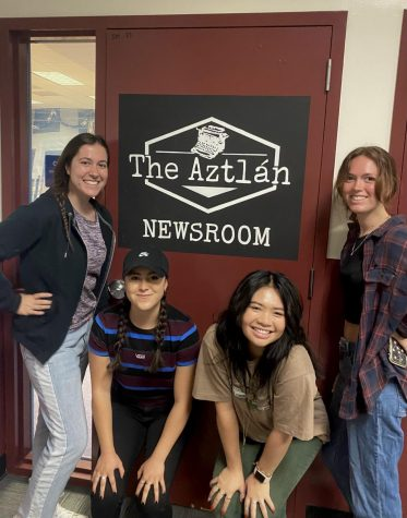 Learning more than just journalism, this opportunity will always be remembered. Thank you. From, the senior 2021 editors.